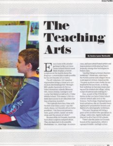 Art Docent Article p2