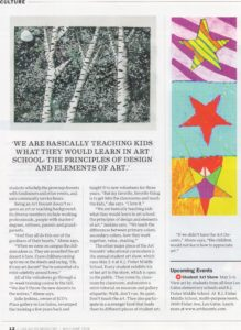 Art Docent Article p3