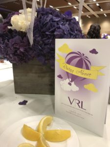 2017 VRL Julie flowers